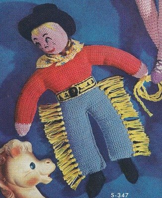 Dolls Clothes Knit Crochet Patterns