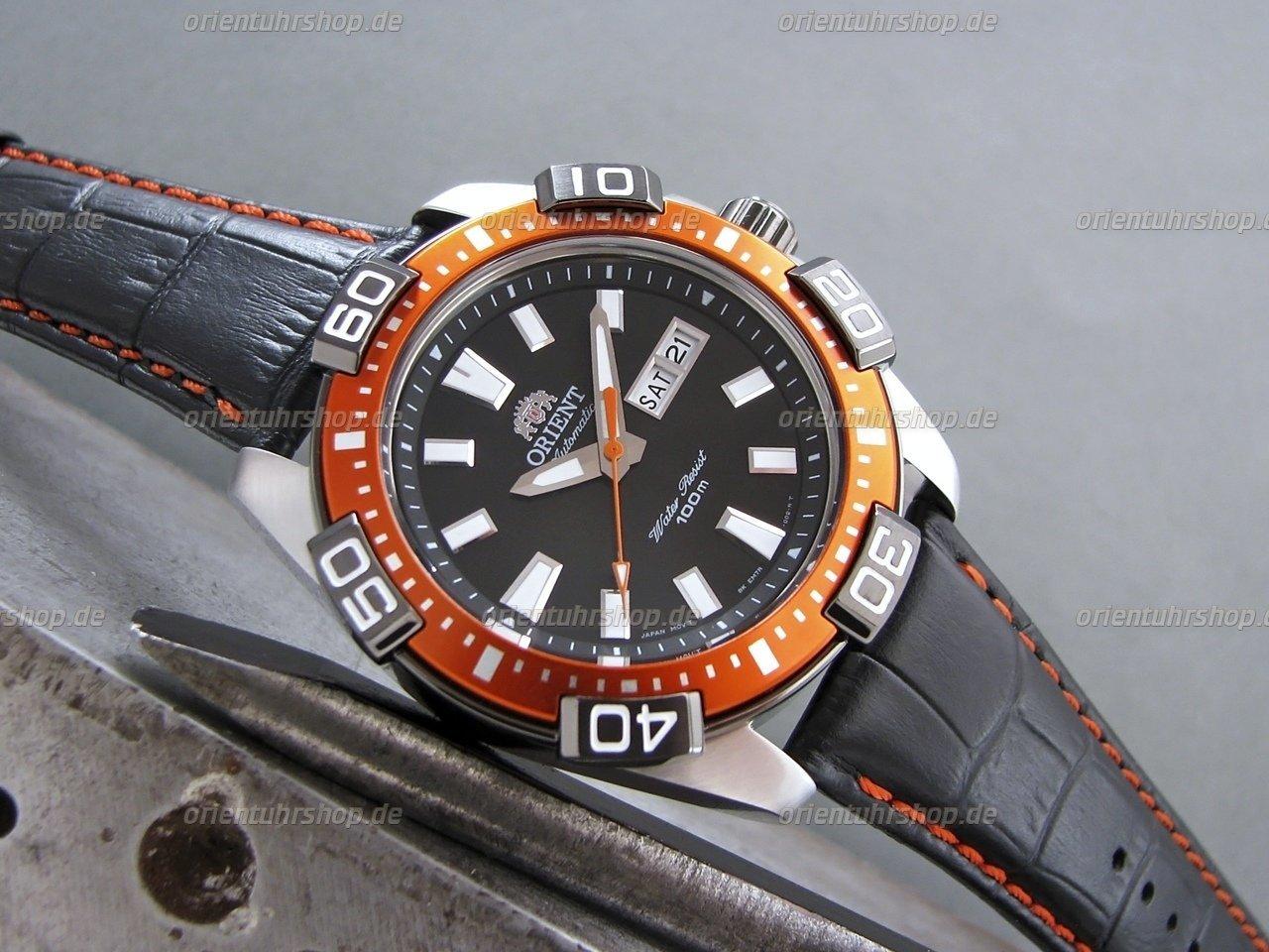 Orient Marine Automatik Herrenuhr FEM7R005B9