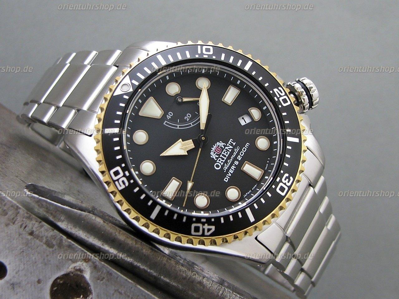 Orient Diver's Automatik Herrenuhr RA-EL0003B00B