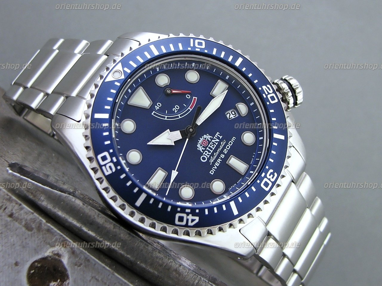 Orient Diver's Automatik Herrenuhr RA-EL0002L00B