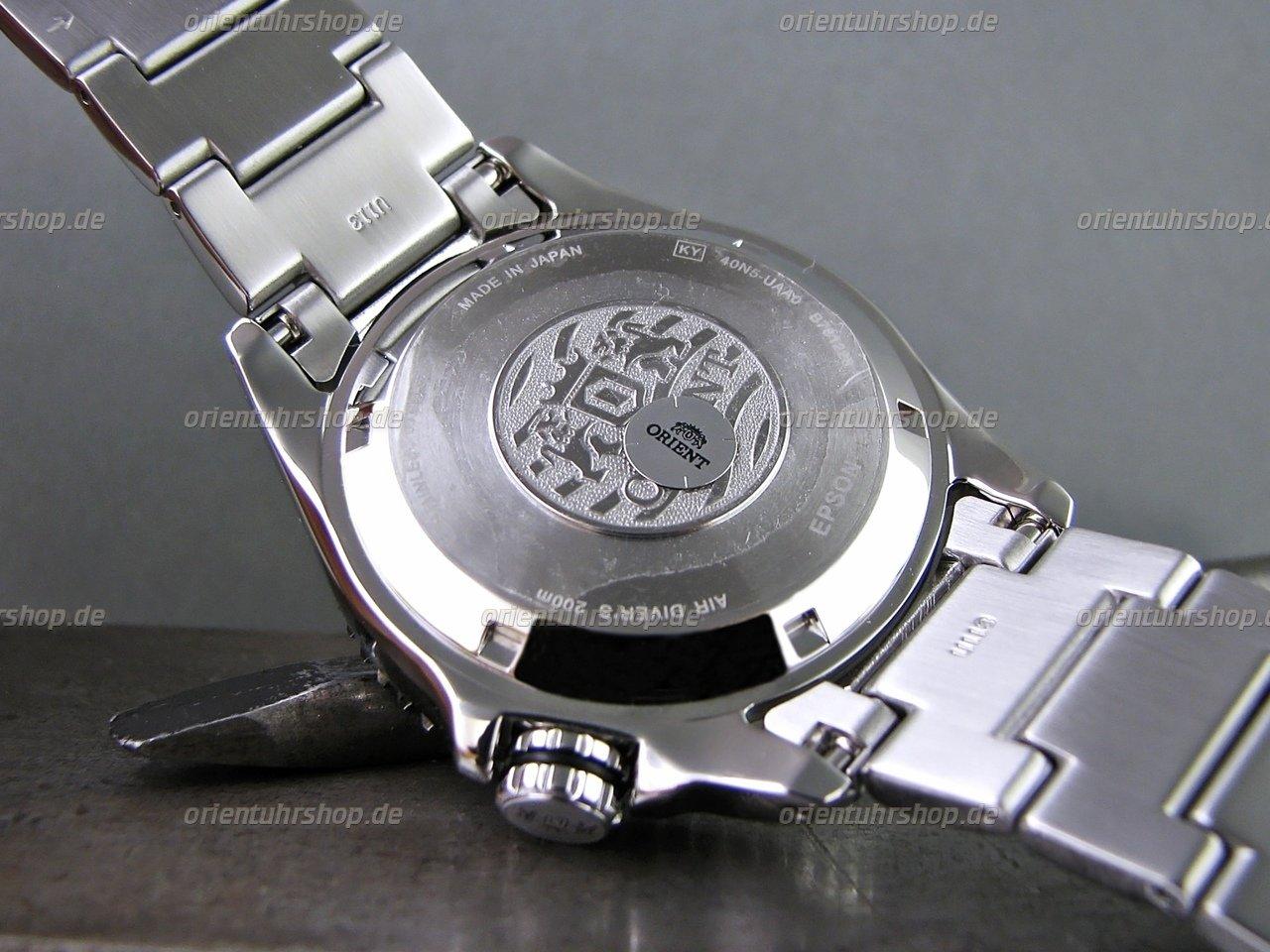 Automatik El0002l00b Diver's Ra Herrenuhr Orient htsrCdQ