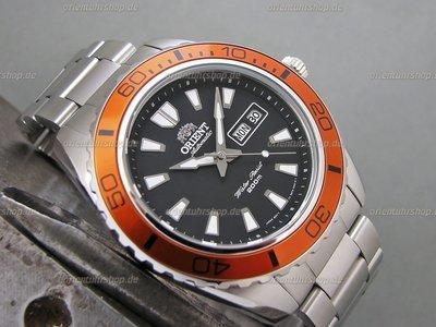 Orient Diving Sport Automatik Herrenuhr FEM75004B9