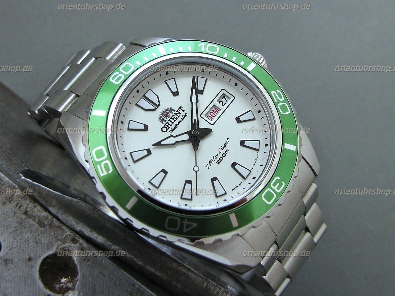 Orient Diving Sport Automatik Herrenuhr FEM75006W9