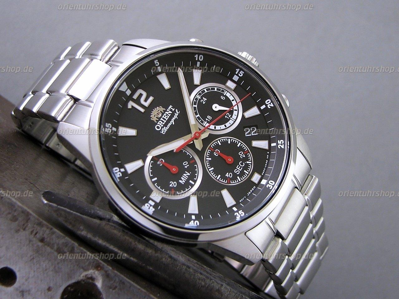 Orient Classic Chronograph Herrenuhr RA-KV0001B10B