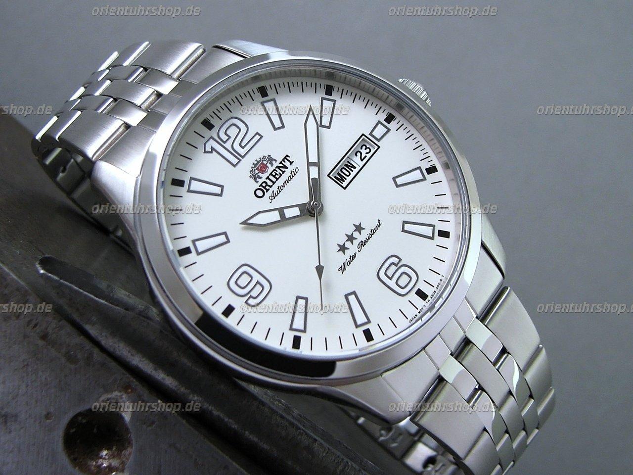 Orient 3 Stars Automatik Herrenuhr RA-AB0008S19B