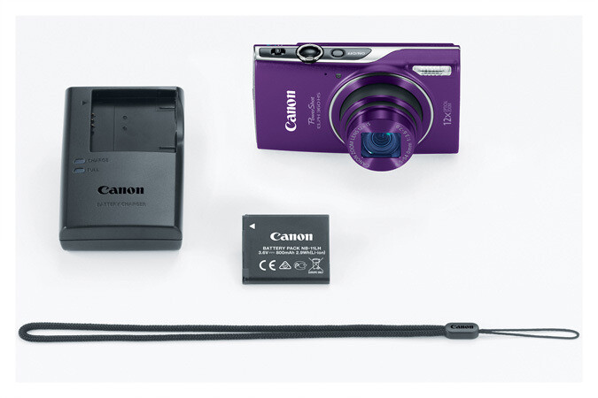 Canon PowerShot 360 HS - For Vendor Roger J Wyan