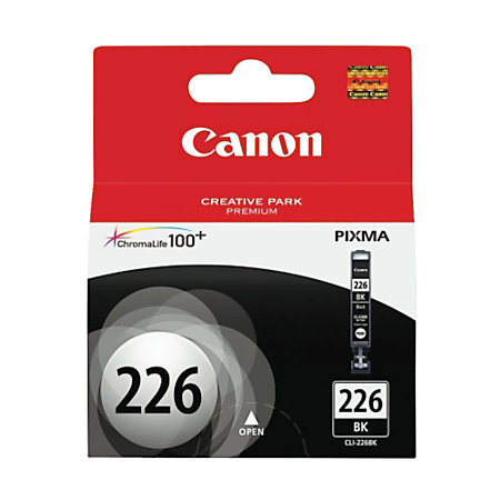 Canon CLI-226 ChromaLife 100+ Black Ink Tank (4546B001)