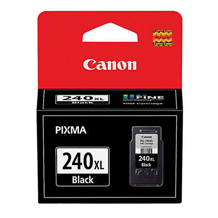 Canon PG-240XL ChromaLife 100 Black Ink Cartridge (5206B001)