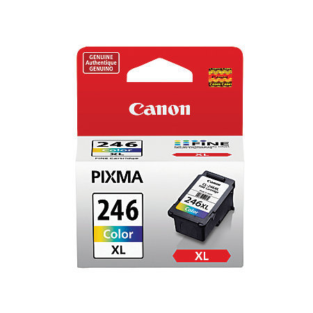 Canon CL-246XL High-Yield Color Ink Cartridge