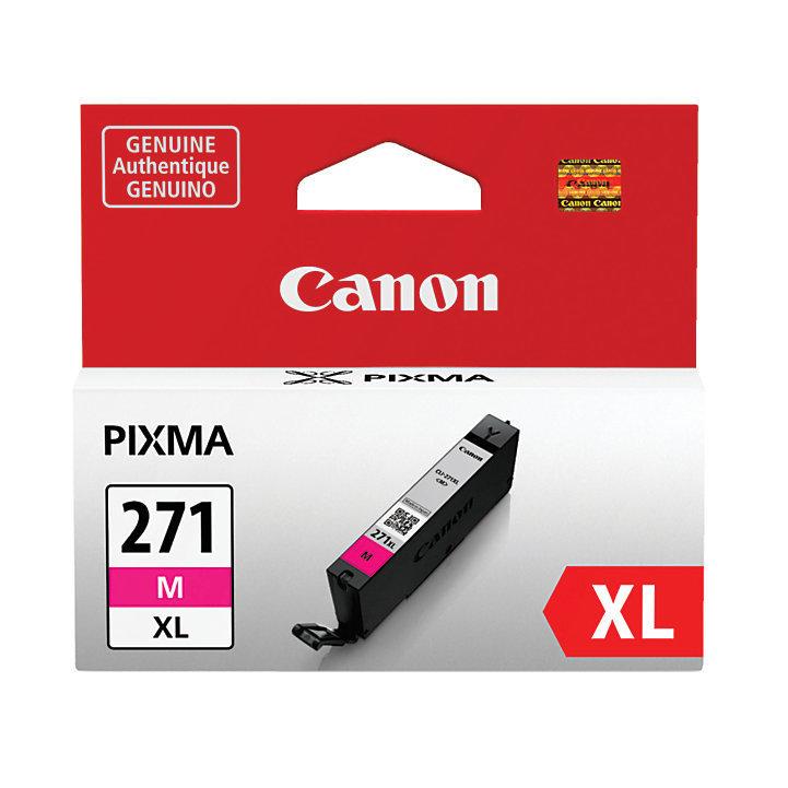 Canon CLI-271XL High-Yield Magenta Ink Tank