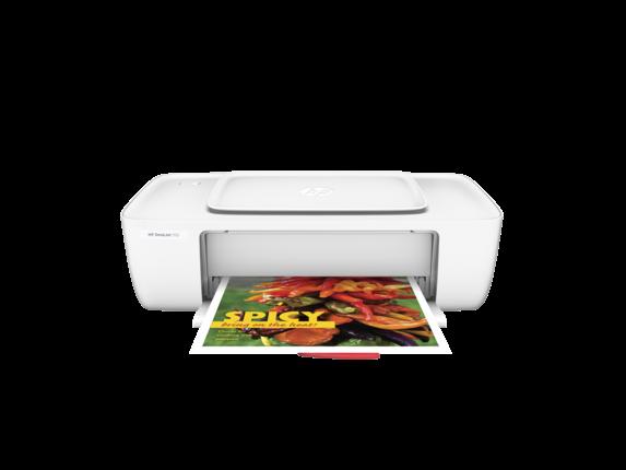 HP Deskjet 1112 Color Inkjet Printer (USE HP 63 INK)