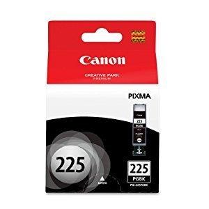Canon PGI-225 Pigment Black Ink Tank (4530B001)