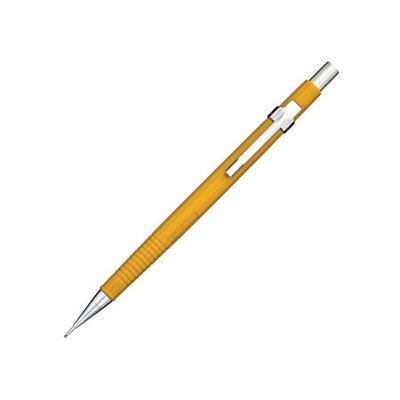 Pentel Sharp Automatic Drafting Pencil, 0.9 mm, Yellow