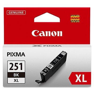 Canon CLI-251XL High-Yield Black Ink Tank (CLI-251BK XL)
