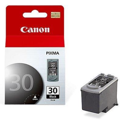 Canon PG-30 Black Ink Cartridge (1899B002)