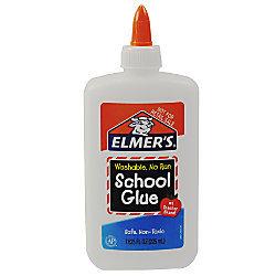 Elmer's® School Glue, 8 oz