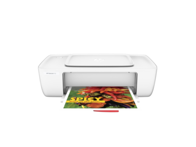 HP Deskjet 1112 Color Inkjet Printer (USE HP 63 INK)