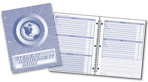 Hubbard Ward 40-Week Student Assignment Book
