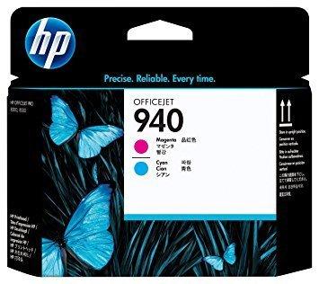 HP 940, Cyan/Magenta Printhead (C4901A)