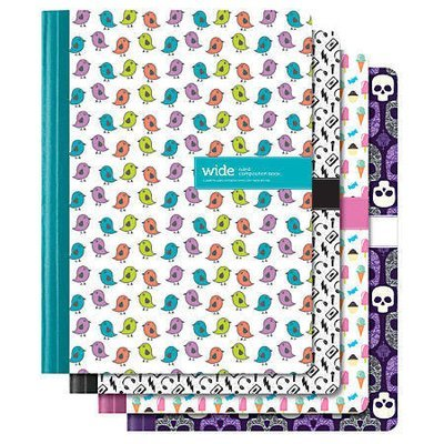 Office Depot® Brand Fashion Composition Notebook, 7 1/2