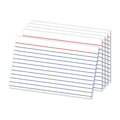 Office Depot® Brand Ruled Index Card, 4