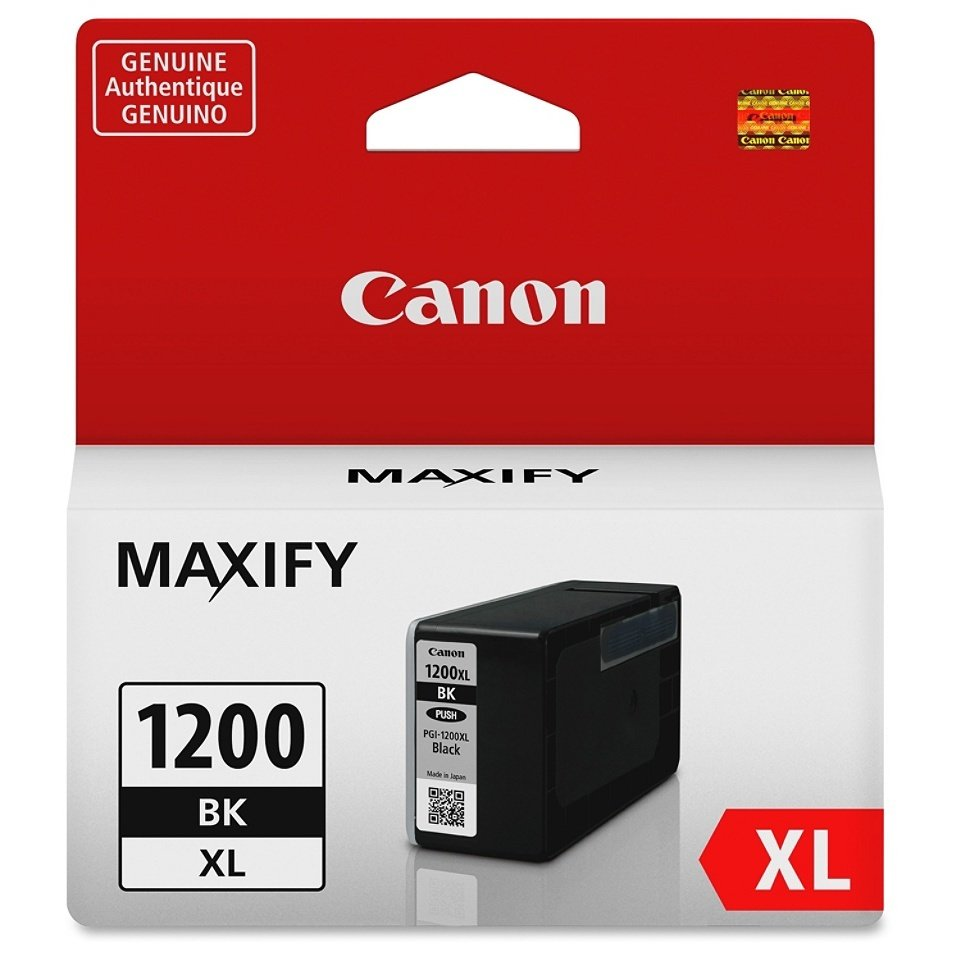Canon PGI-1200 XL High-Yield Black Ink Tank