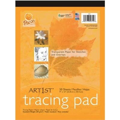 Pacon Art1st Tracing Pad, 9