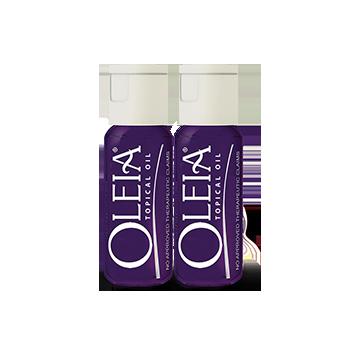 Oleia Topical Oil 50ml (1.69 fl.oz.)- 2 bottles