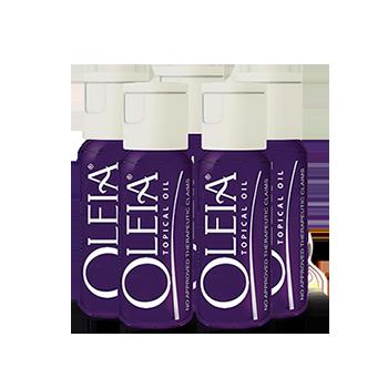 Oleia Topical Oil 50ml (1.69 fl.oz.)- 5 bottles