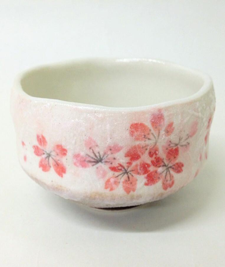 Small Tea Bowl Sakura