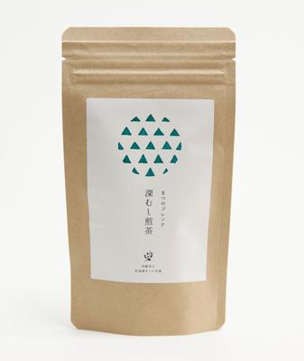 Fukamushicha (Deep Steamed Green Tea) Teabags 3g×10