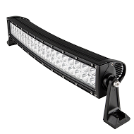 Double Row Curved Light By Petersen LED