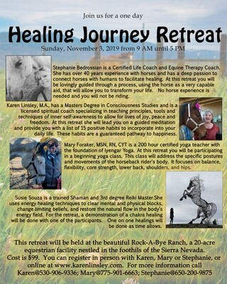 Healing Journey Retreat