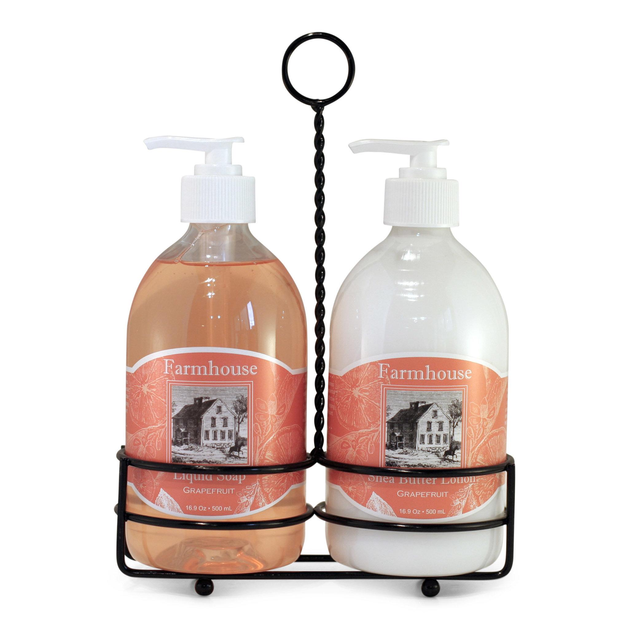 Farmhouse Grapefruit Lotion And Soap Set NA1W1HZ8R8XBA