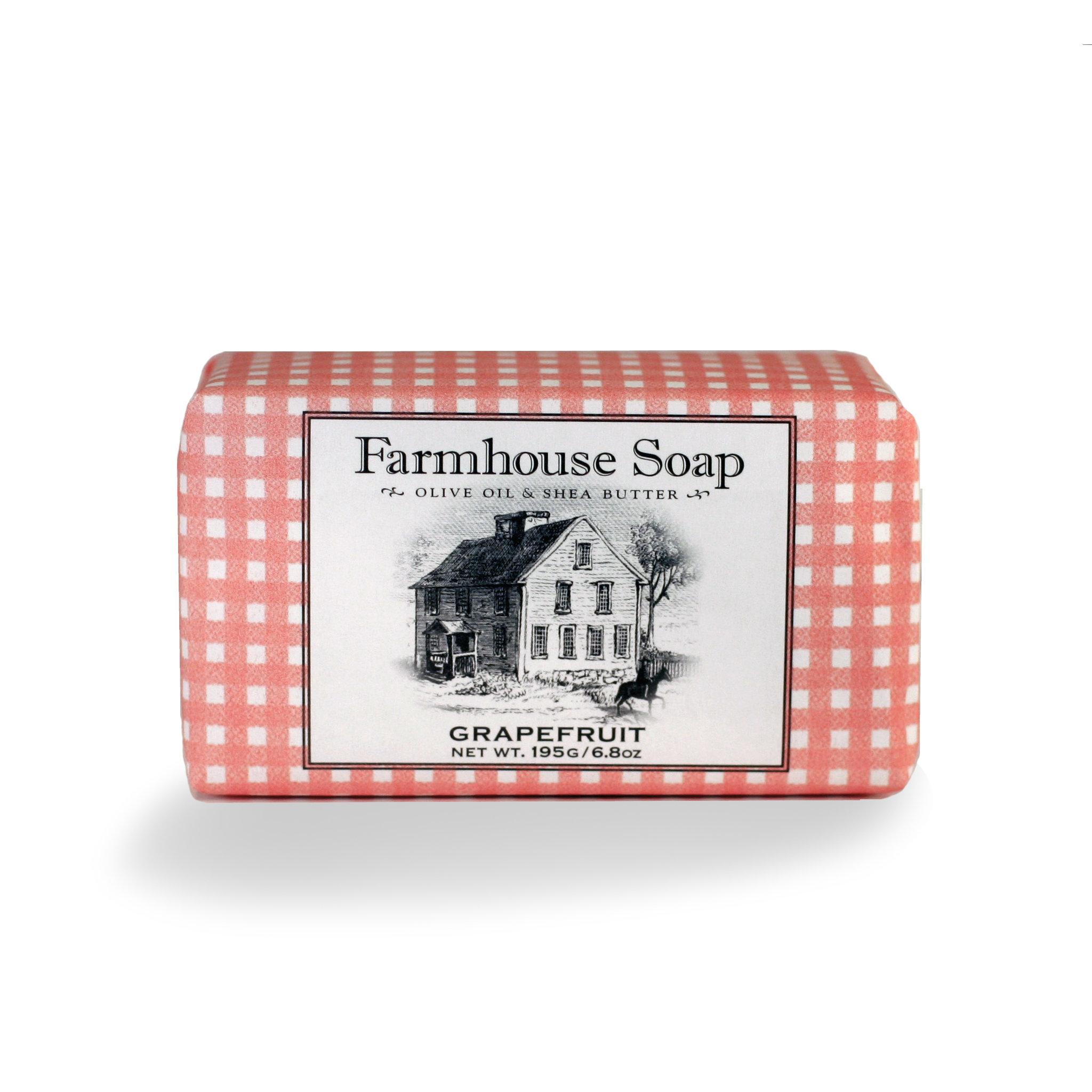 Farmhouse Grapefruit Soap Bar 4G804Y70V3SWR