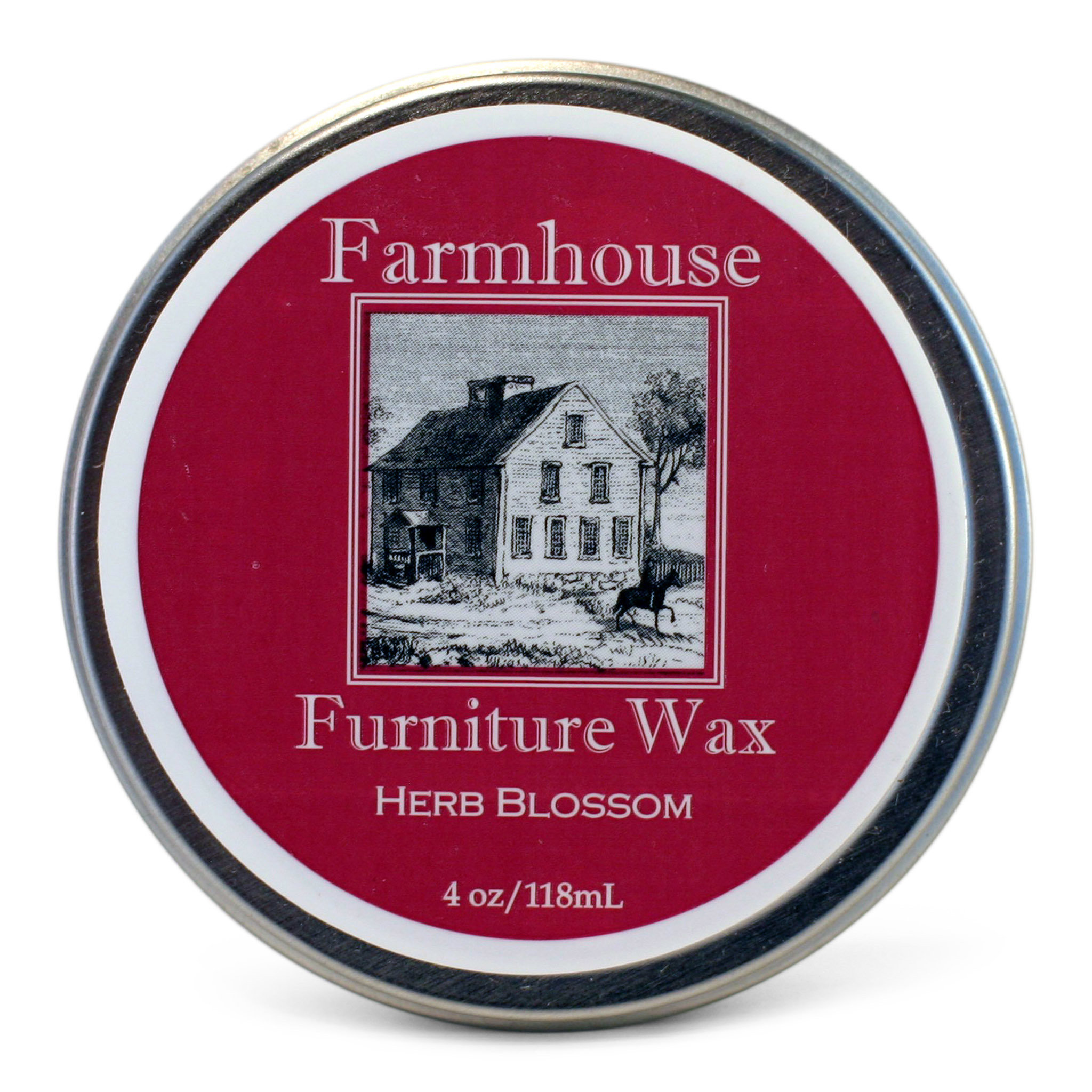 Farmhouse Herb Blossom Furniture Wax 3PXVHSQ4SCBYE