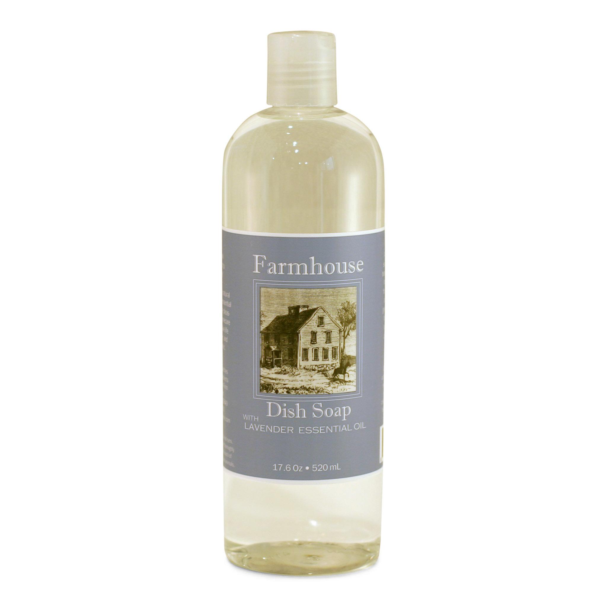 Farmhouse Lavender Dish Soap QSKPA4245PPQW