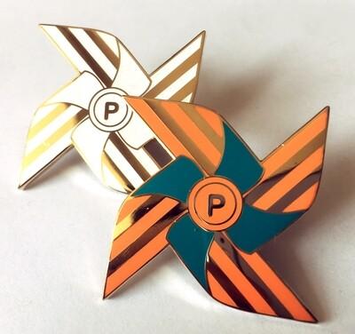 Pindot Press Enamel Pins