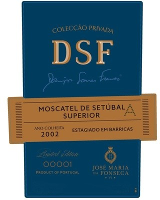 Moscatel De Setubal Blue Label