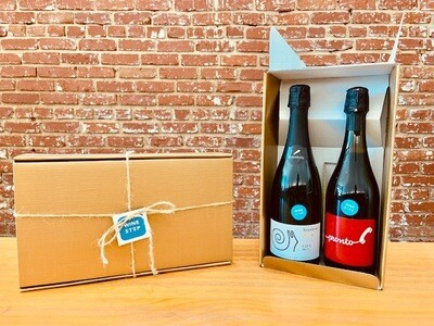 The Let's Celebrate Together Gift Box