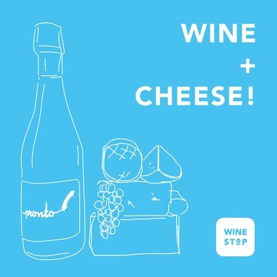 Every Thursday: 'Wine & Cheese'. Reservations For: Thursday, December 19th., 2019