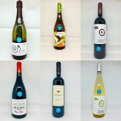 6-Bottle Thanksgiving Wine Box