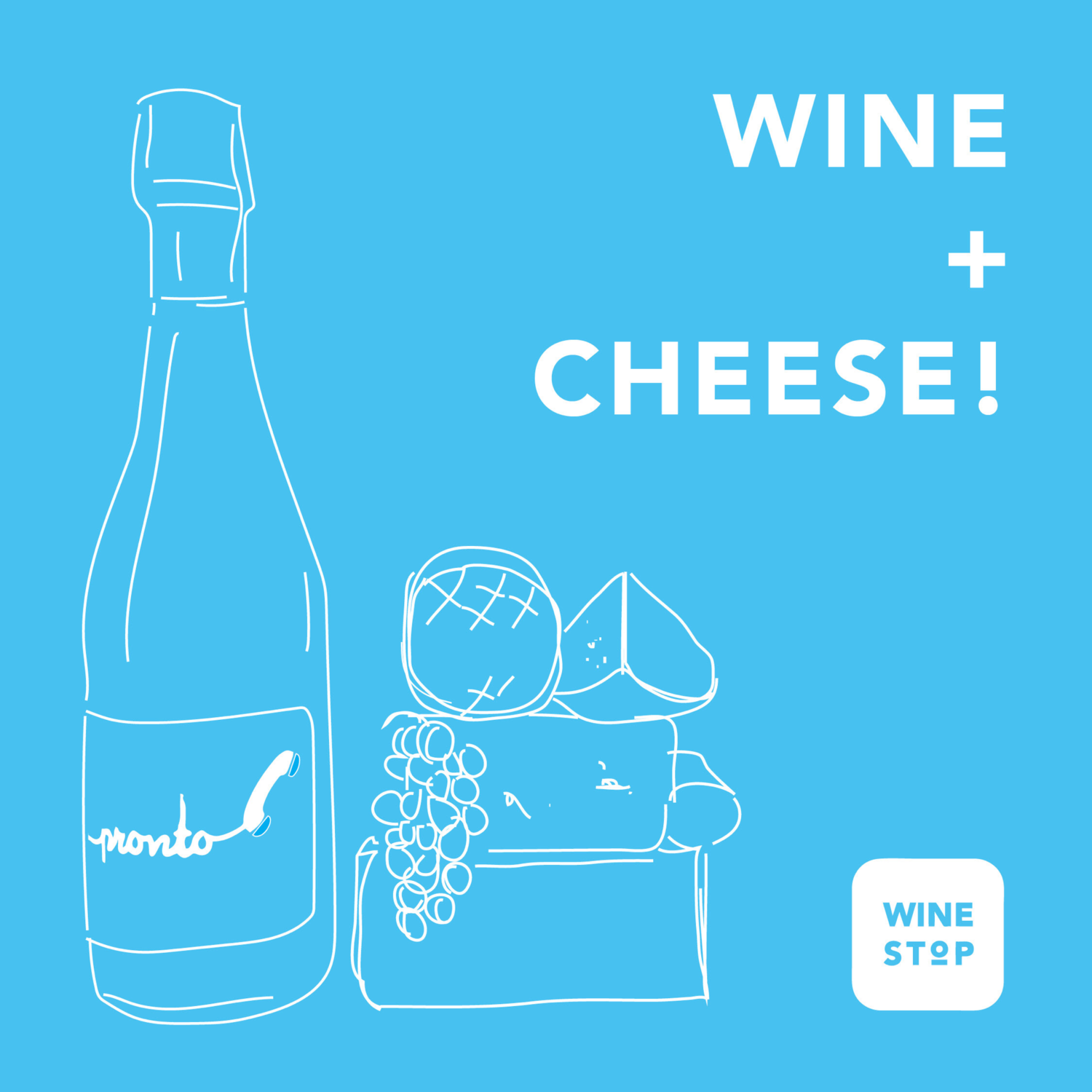 Every Thursday: 'Wine & Cheese'. Reservations For: Thursday, March 12th., 2020.