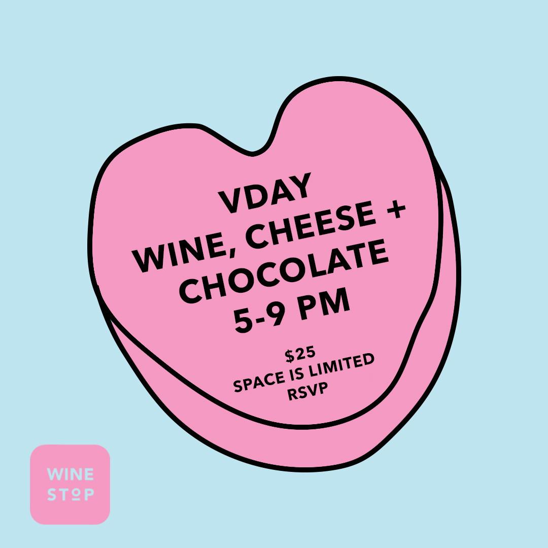 VDAY Tasting (Thursday, February 14th, 2019)