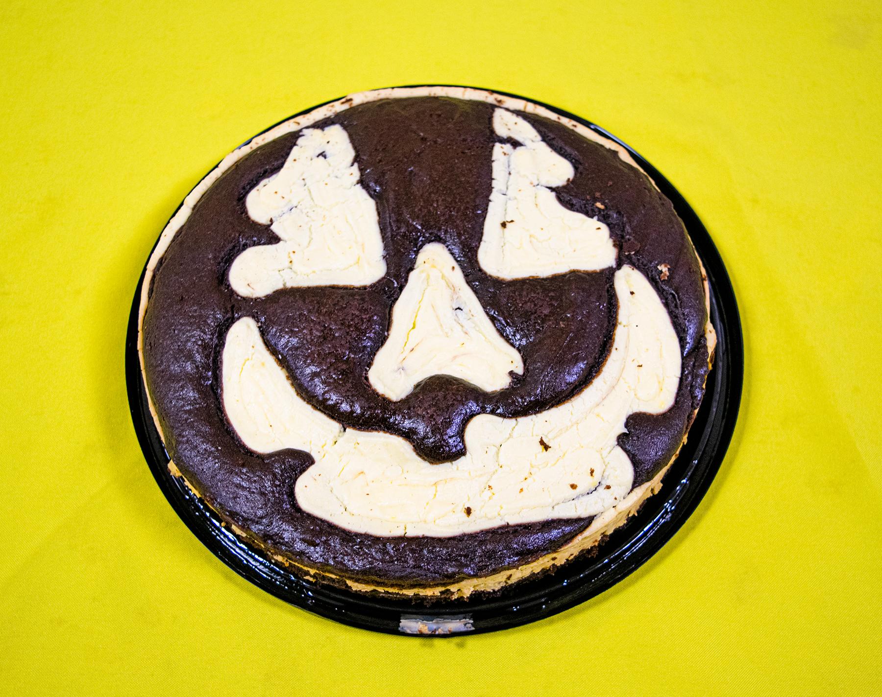 Jack-o-Lantern Cake 00115