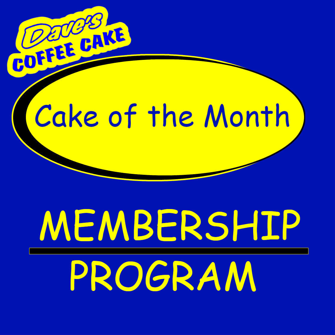 Cake of the Month Membership 00081
