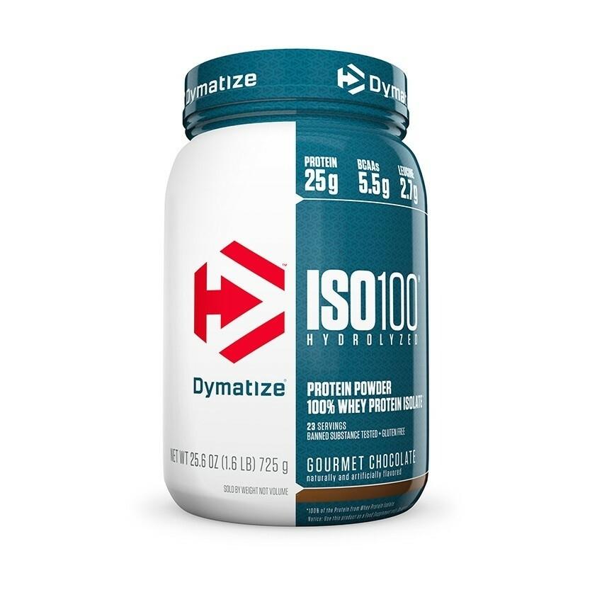 Dymatize ISO 100 - 1.6 Lbs 705016353033
