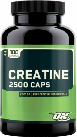 Optimum Nutrition Creatine 2500 100 Capsules 748927021332