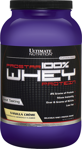 Ultimate Nutrition ProStar Whey 2 Lbs 99071001450(base)