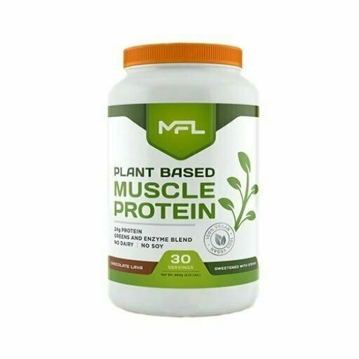 MFL PLANT BASED VEGAN MUSCLE PROTEIN 2LB 82045611106(base)